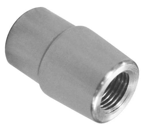 """5/8""""-18 LH x 1-3/8"""" .095"""" Tube Adapter, Long Style"""