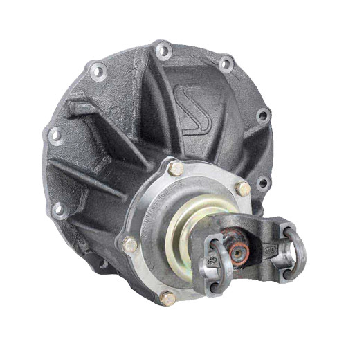 Strange Engineering PRF130 S-Series Nodular Iron Case Assembly, Daytona Pinion Support with Differential Standard Gear & 1350 Series Yoke
