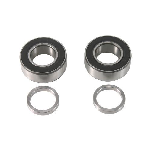 Double Row Bearings & Retaining Rings