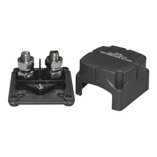 Dual Insulated Stud-Covered-Distribution Stud Module