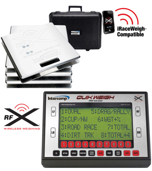 SW650RFX™ Wireless Quik Weigh Scale System