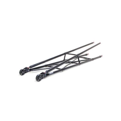 "Carbon Fiber Wheelie Bars 16"" x 75"""