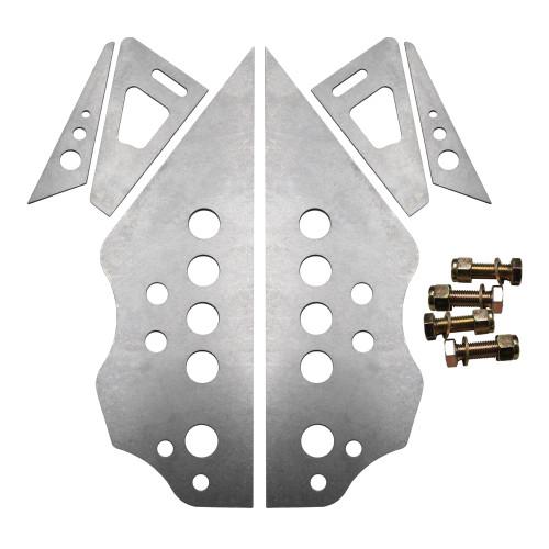 Pro Mod Lightweight Motorplate Installation Kit