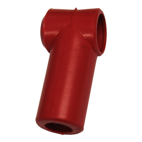 Quarter-Max Red Battery Terminal Protector