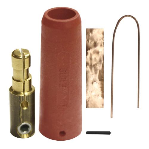 Quarter-Max Red Male Lug