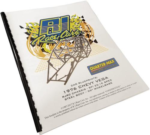 RJ Chassis Blueprints