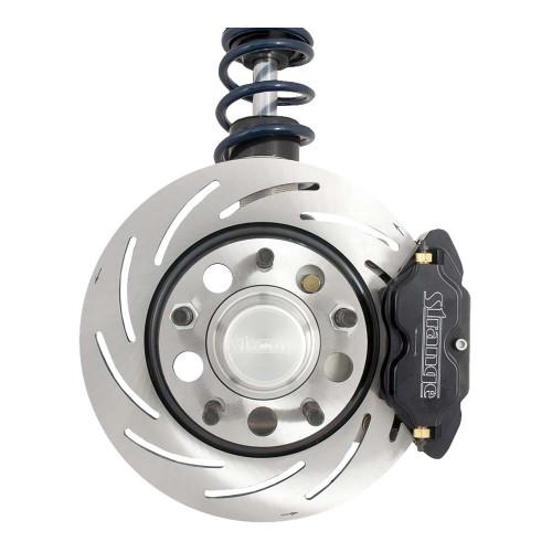 Strange Engineering PSS120 Aluminum Strut Package, Eye Mount – Externally Adjustable, Heavy Duty Brake Kit for Hub Mount Wheels