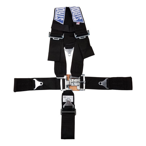 5-Point V Style Restraint with Latch and Link