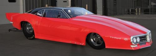 1968 Pontiac Firebird, Carbon Fiber