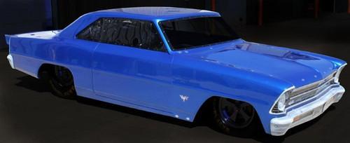 1967 Chevy II Nova, Fiberglass