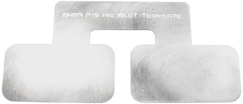 Quarter-Max 430021 NHRA Pro Stock K&N Air Inlet Template