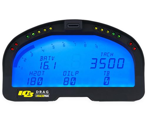 Racepak IQ3D Drag Logger Dash
