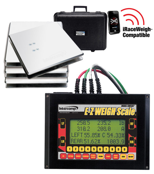 Intercomp SW500 E-Z Weigh Kart Scale System