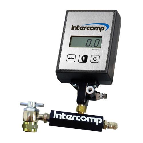 Intercomp Digital Shock Inflation & Pressure Gauge
