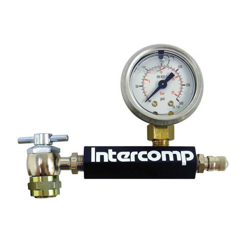 Intercomp Analog Shock Pressure Gauge