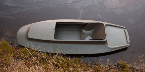 Duck Buster Layout Boat