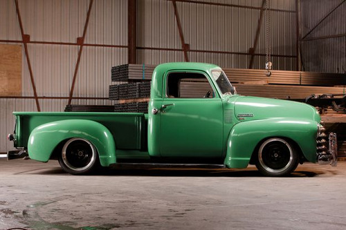Art Morrison 1947-1953 Chevy Truck GT Sport Performance Welded Chassis - 1950 Farm Truck