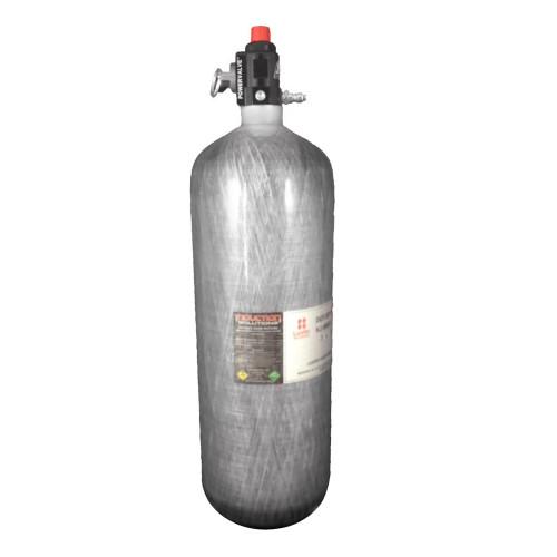 Carbon Fiber Nitrous Bottle with POWERVALVE