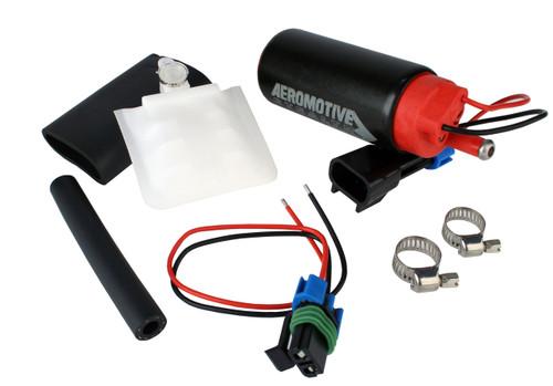 Aeromotive 11541 340 Fuel Pump, Offset Inlet