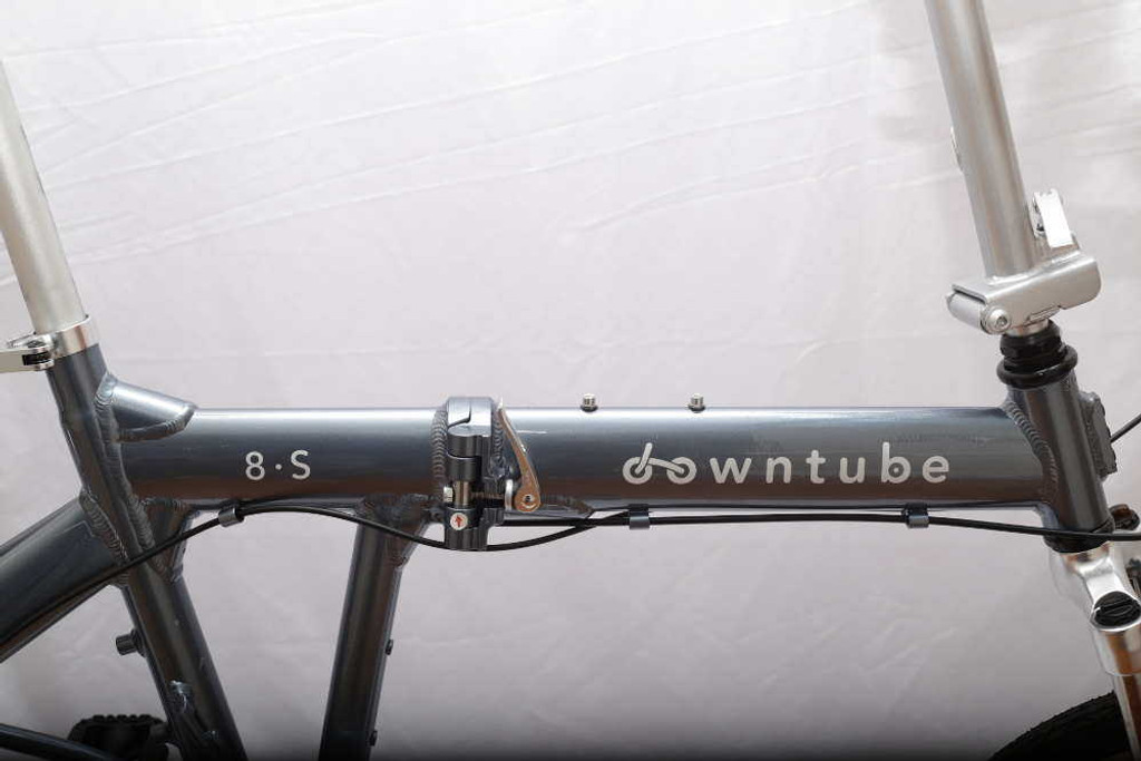 8S top tube drive side