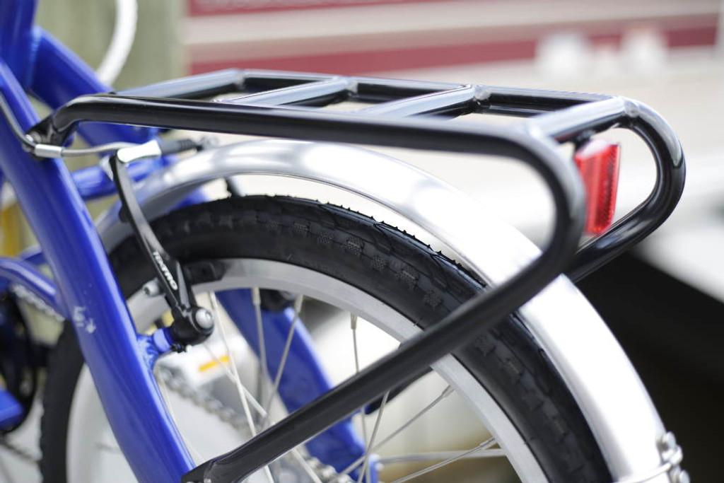 8C folding bike rear rack