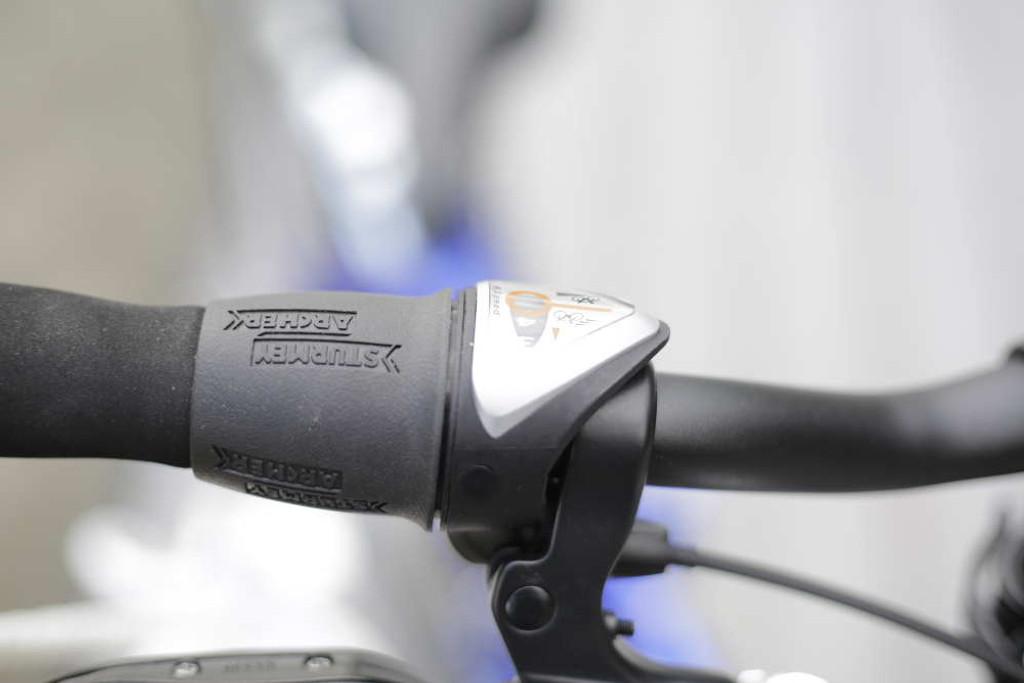 8C folding bike shifter