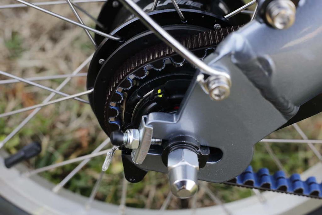 Gates CDX 22T rear cog