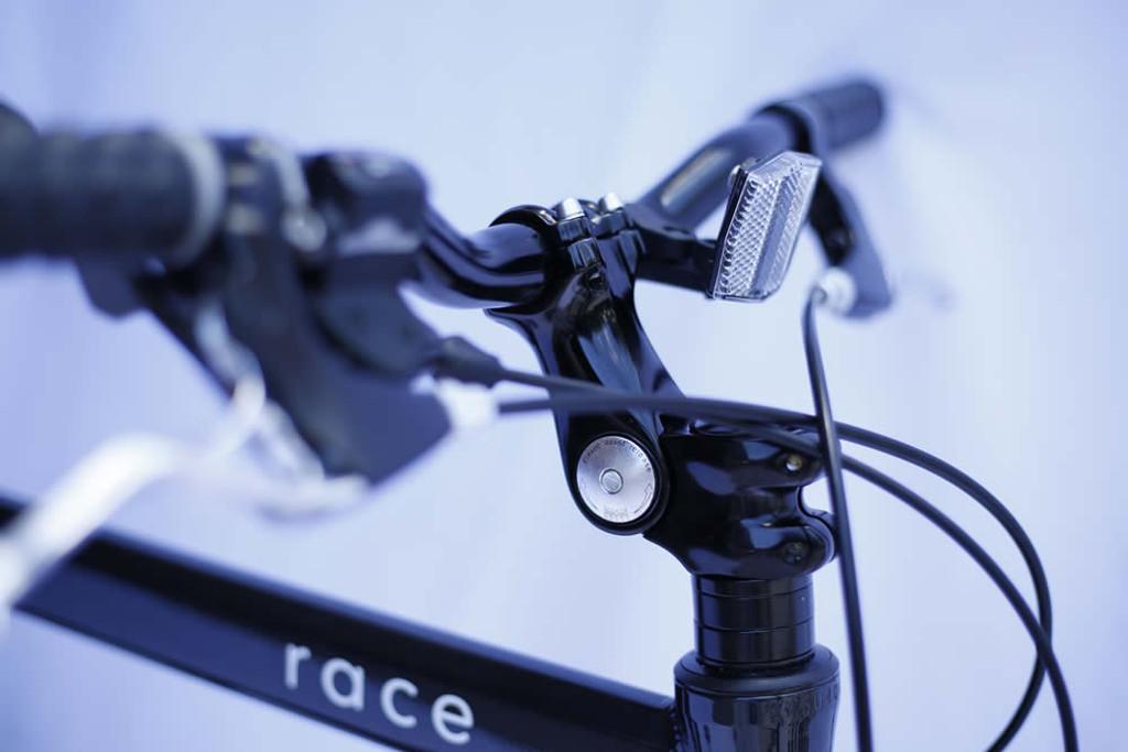 Kids mountain bike Inverted stem