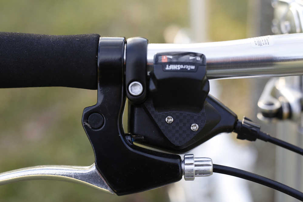 8FS shifter and brake lever