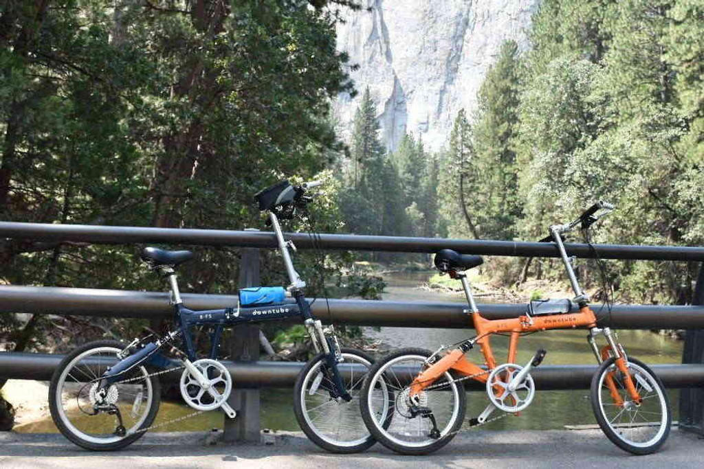 8FS Blue & Orange National Park