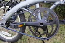 crank and belt bike