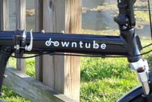 9S downtube logo