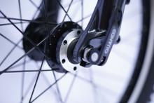 Kids mountain bike Front disc hub