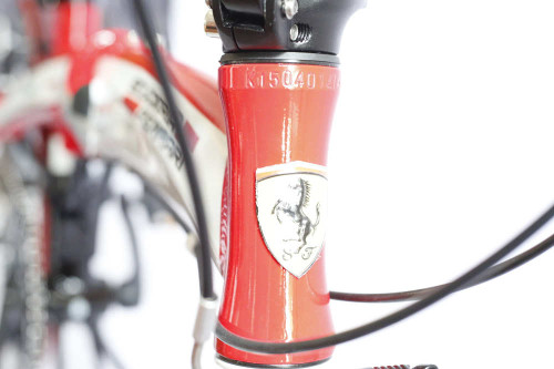Ferrari Folding Bike Headtube