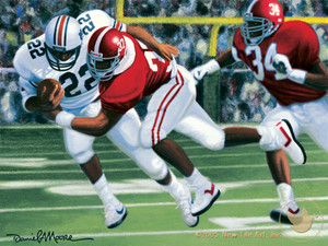 """Iron Bowl 1984"" - Alabama Football vs. Auburn"