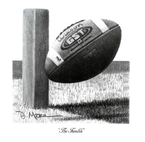 """The Fumble"" by Daniel A. Moore"