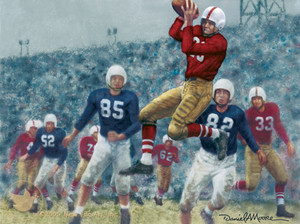 """Iron Bowl 1952"" - Alabama Football vs. Auburn"