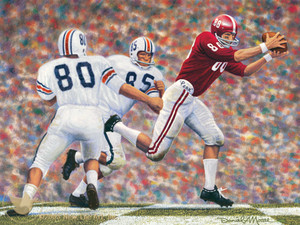 Iron Bowl 1964 - Alabama Football vs. Auburn