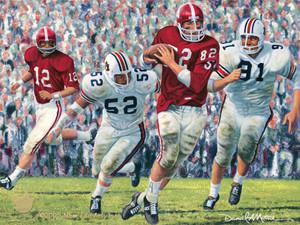 Iron Bowl 1968 - Alabama Football vs. Auburn