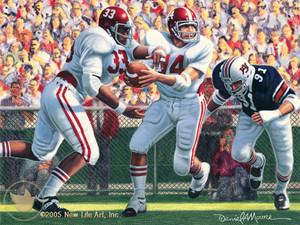 Iron Bowl 1975 - Alabama Football vs. Auburn