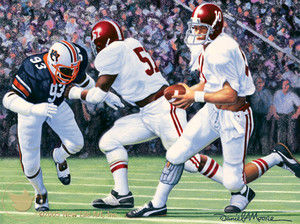 Iron Bowl 1979 - Alabama Football vs. Auburn