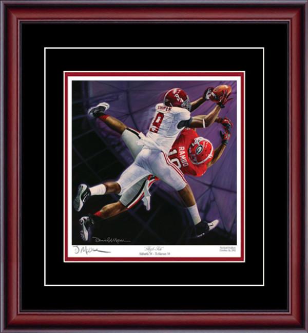 High Tide - Collegiate Classic 9x9 - Alabama Football 2012 SEC Champions