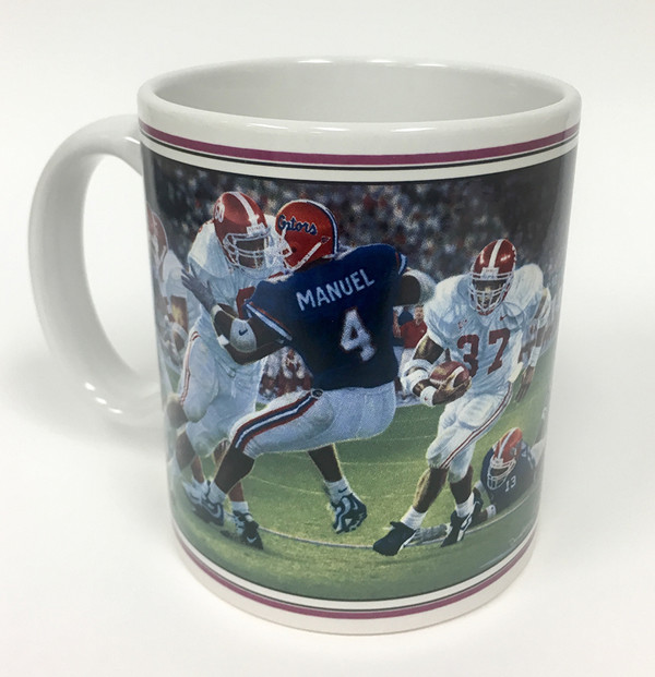 "Collector's Mug - ""Rebirth in the Swamp"" (Alabama Football)"