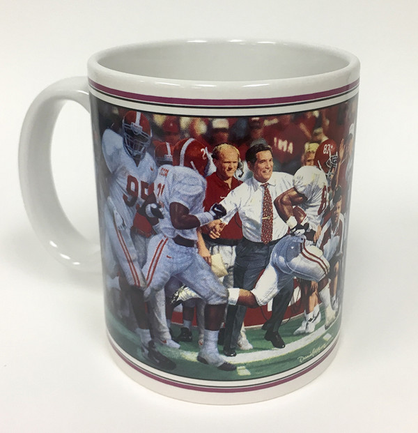 "Collector's Mug - ""The Grand Finale"" (Alabama Football)"