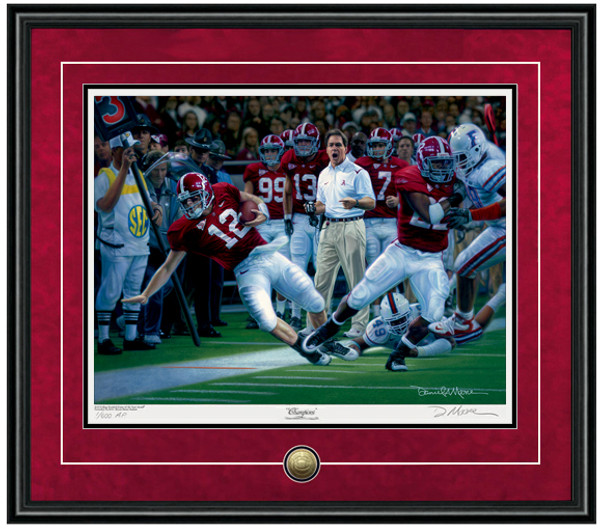 Champions - Print Editions - Alabama Football 2009 SEC Champions