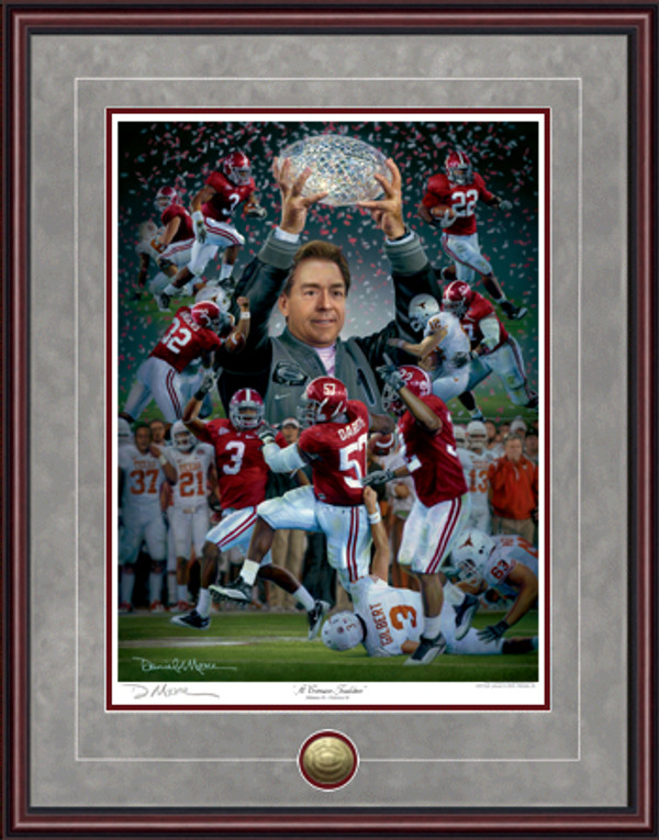 A Crimson Tradition - Print Editions - Alabama Football 2009 National Champions
