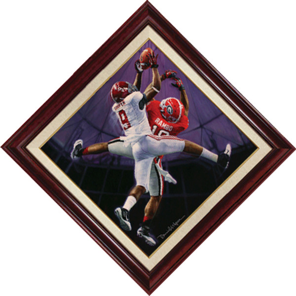 """High Tide"" - Canvas Editions - Alabama Football 2012 SEC Champions"