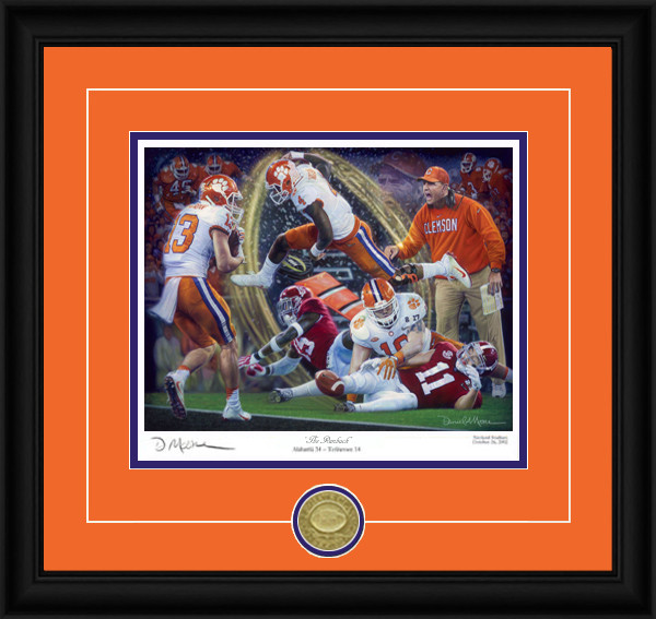 Legends & Champions - Collegiate Classic (Clemson Football 2016 National Champions)