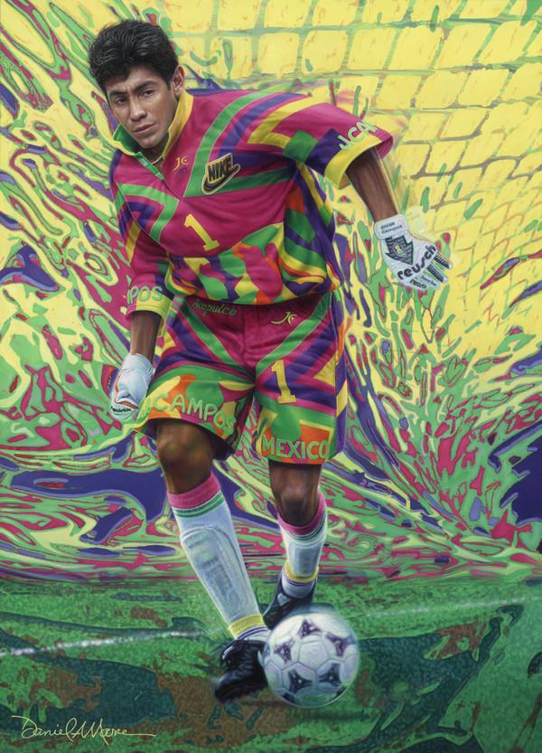 Fuera del Área - Jorge Campos - Soccer