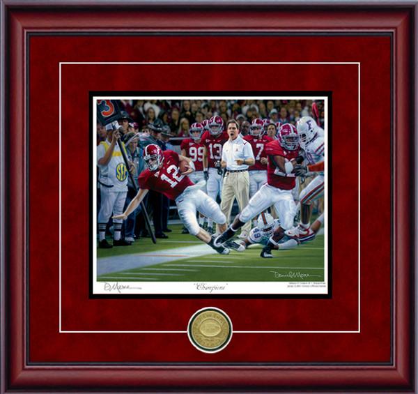 Champions - Collegiate Classic 8x10 - Alabama Football 2009 SEC Champions